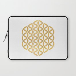 FLOWER OF LIFE sacred geometry Laptop Sleeve