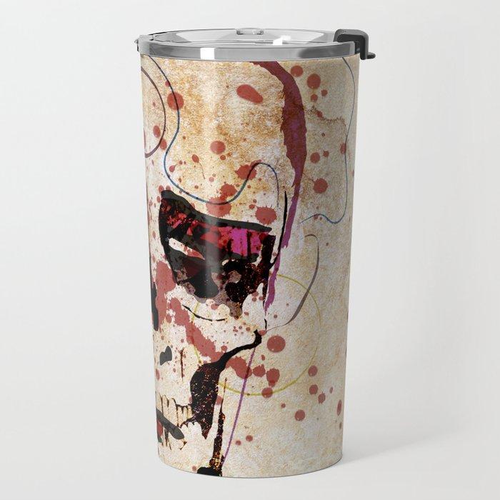 """Dead Man"" Travel Mug"