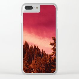 0302 Clear iPhone Case