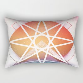 Eternal Road Rectangular Pillow
