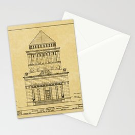 Grant's Tomb Stationery Cards