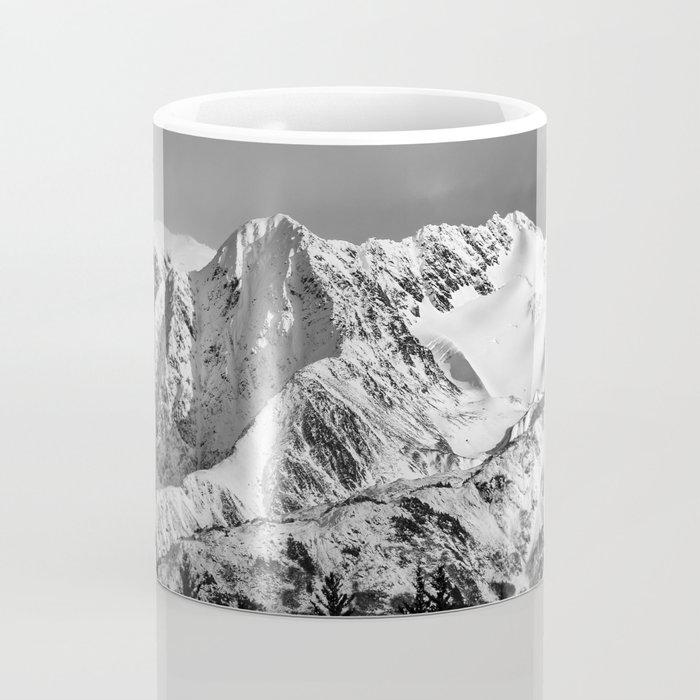 Mountain Glacier Two Coffee Mug