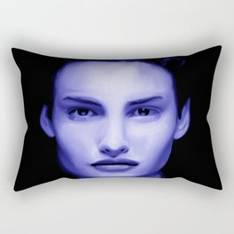 DM : Girl 3 from In Your Room video in 1993 concert Rectangular Pillow