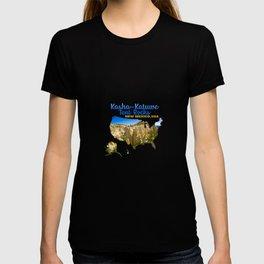 Kasha Katuwe Tent Rocks National Monument New Mexico USA Hill T-shirt