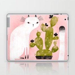 CAT & CACTUS Laptop & iPad Skin