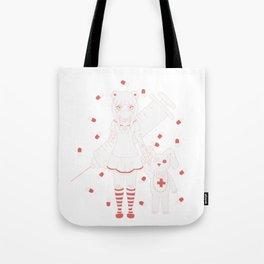 Menhera girl Tote Bag