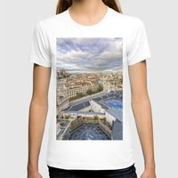real madrid T-shirts featuring Madrid by Solar Designs