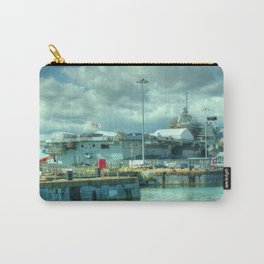 HMS Queen Elizabeth Carry-All Pouch