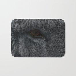Donkey Teardrop Bath Mat