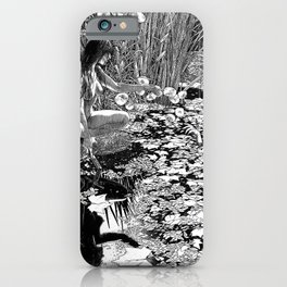 asc 534 - La Dame du lac (Viviane) iPhone Case
