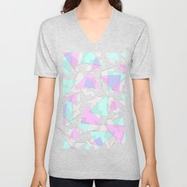 Simple Complications Unisex V-Neck