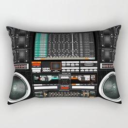 Boombox Ghetto J1 Rectangular Pillow