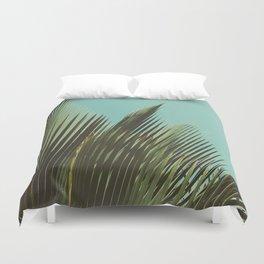 Palm Monday Duvet Cover
