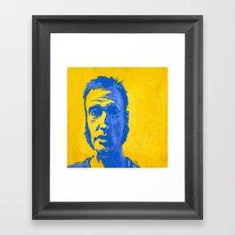 Doug Framed Art Print