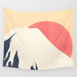 Dreams of Fuji Wall Tapestry