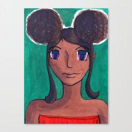 Cutie! Canvas Print