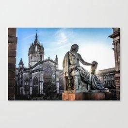 St. Giles Sunrise Canvas Print