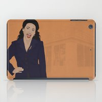 seinfeld iPad Cases featuring Elaine Benes // Seinfeld // Graphic Design by Dick Smith Designs
