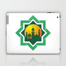 Symbol of Muslim Laptop & iPad Skin