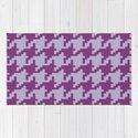 Houndstooth - Purple by dizanadesigns