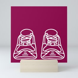 Sneaker Doodle #5 Mini Art Print