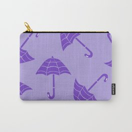 Rain or Shine Printmaking Art Carry-All Pouch