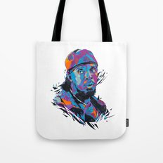 Omar Little // OUT/CAST Tote Bag