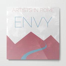 Envy Metal Print