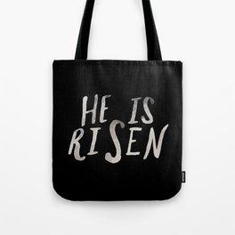 He is Risen II Tote Bag