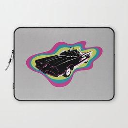 Pop Batmobile Laptop Sleeve