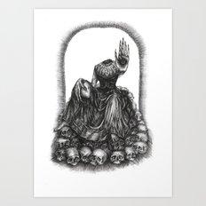 Sydratha Art Print