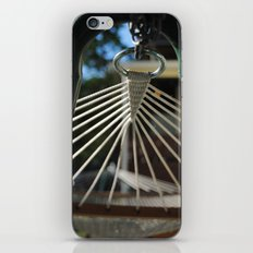 rings, strings, and things iPhone & iPod Skin