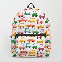 Funny cars Backpack