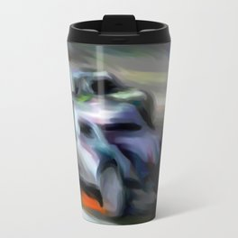Off-Road at Night Travel Mug