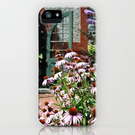 Come Walk With Me..... iPhone Case