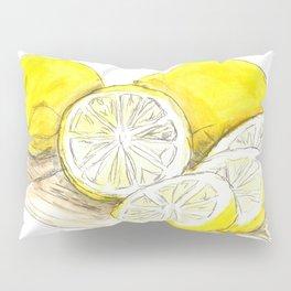 Tart Cutting Board Pillow Sham