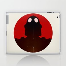 Iron Red Laptop & iPad Skin
