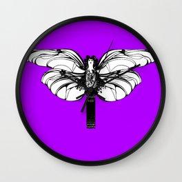 """Koloman (Kolo) Moser """"Butterfly design"""" (3) Wall Clock"""