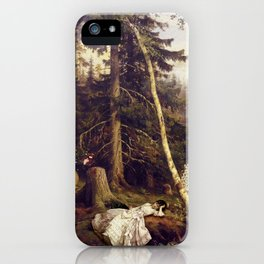 Matter of Course iPhone Case