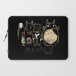 Tribute for Miyazaki Laptop Sleeve