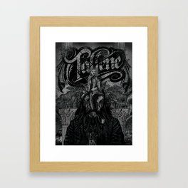 Tallene Framed Art Print