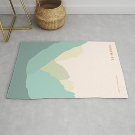 Just You And Me In Yosemite Rug