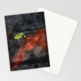 The Fire That Brings New Life Stationery Cards