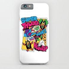 Super Thudd & Super Bat (Retro Superhero) Slim Case iPhone 6s