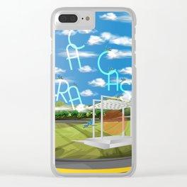 Caracas Clear iPhone Case