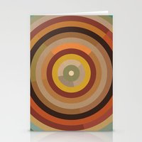 mod Stationery Cards featuring Mod  by Lori Wemple