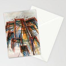 The City pt. 5 Stationery Cards