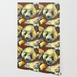 AnimalArt_Panda_20170601_by_JAMColorsSpecial Wallpaper