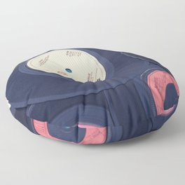 Sounds of the 70s Floor Pillow