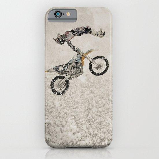 COD Dead Body in a Blizzard, FMX Japan iPhone & iPod Case